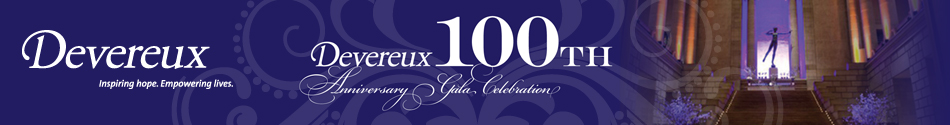 Devereux 100th Anniversary Gala