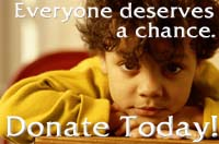 Everyone deserves a chance. Make a difference by donating to help children and adults at Devereux.