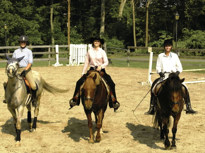 Equestrian Program at The Devereux Glenholme School
