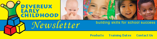 Devereux Early Childhood Initiative E-newsletter