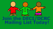 Join the DECI Mailing List Today
