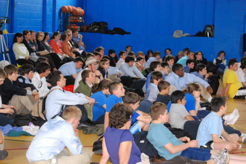Devereux Glenholme Students hold Annual Town Meeting