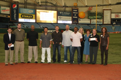 Devereux Kids Receives Grant from Tampa Bay Rays Foundation