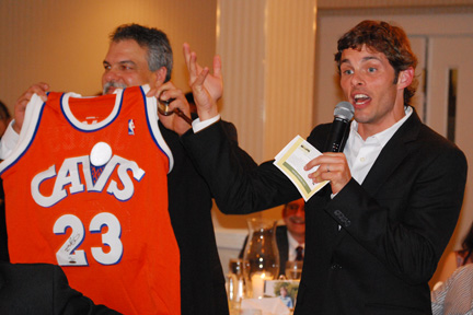 James Marsden Auctioneer