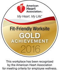 AHA Fit Friendly 2016