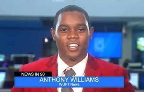 Anthony Williams - Anchor for WUFT