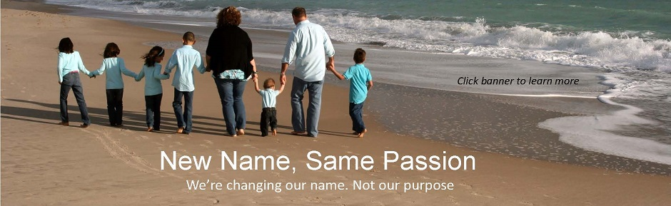 Beach web banner - new name same passion