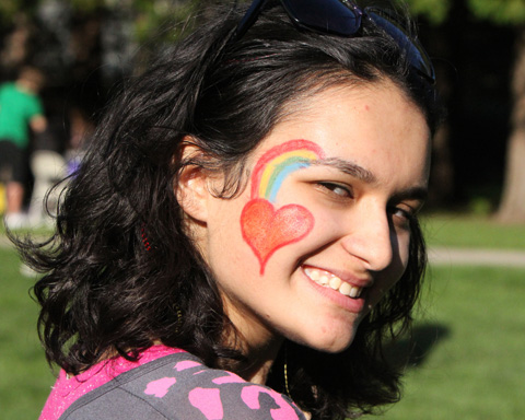 Fantastic Face Painting