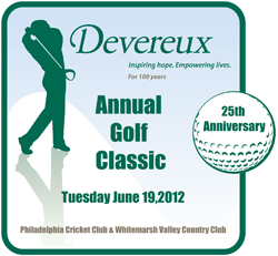 Devereux PA 25th Annual Golf Classic