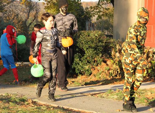 Devereux Glenholme School: A Halloween That Almost Wasn't