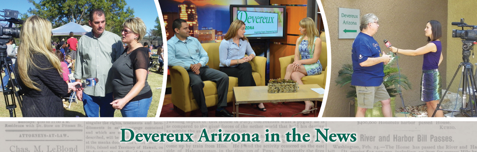 Media Banner Devereux Arizona