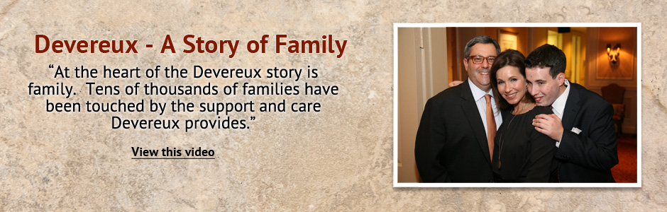 Devereux - A Story of Family