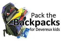 FL Backpack Drive 2013