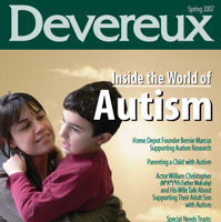 Devereux Inside the World of Autism