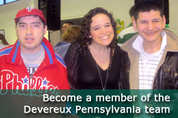 Become a Member of the Devereux PA Team