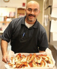 Dan Viti, Food Services Director Florida