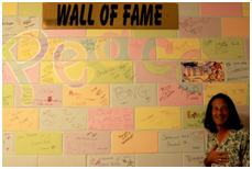 Wall of Fame Devereux Florida