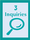 3. Inquiries