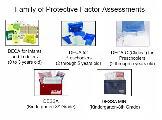 Family of Protective Factor Assessments