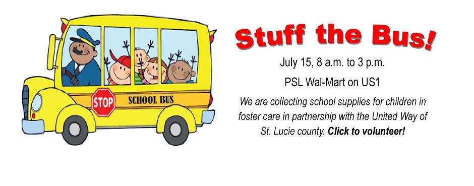 Stuff the Bus 2017 Banner