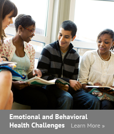 Devereux programs - Emotional and Behavioral health challenges