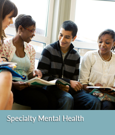 Devereux programs - Specialty Mental Health