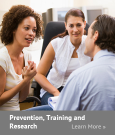 Devereux programs - Prevention, Training, and Research