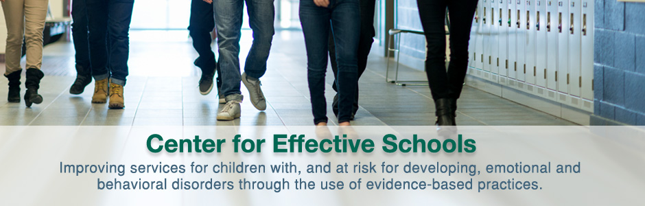 Center for Effective Schools