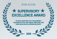 2020 Supervisory Excellence Award