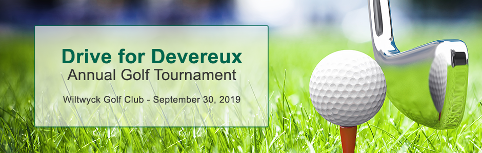 Drive for Devereux Golf Tournament